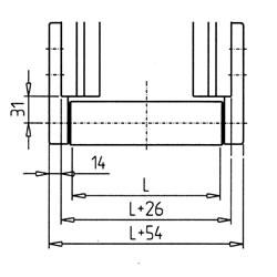 21.0994BeltTensioningCylinder45R