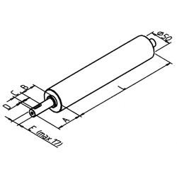 21.0995BeltDrivingCylinder45L