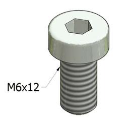 21.1143M6x12SHCSL